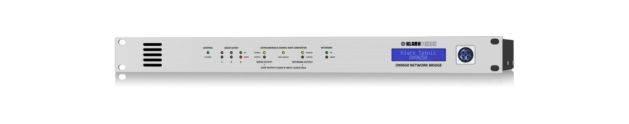 KLARK TEKNIK DN9650 Network Bridge
