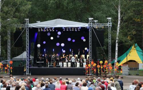 Rīgas Meži Zaļais teātris
