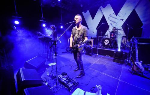 Dzelzs Vilks koncerts XXX