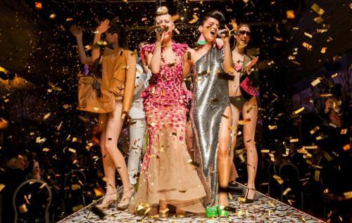 Sky&More Fashion Show 2013